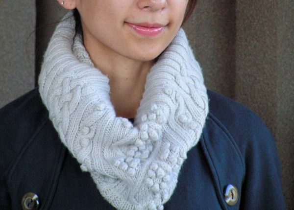 DIY::Repurposed Sweater Turned into a Scarf !