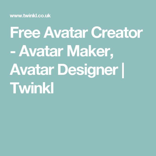 Free Avatar Creator - Avatar Maker, Avatar Designer | Twinkl