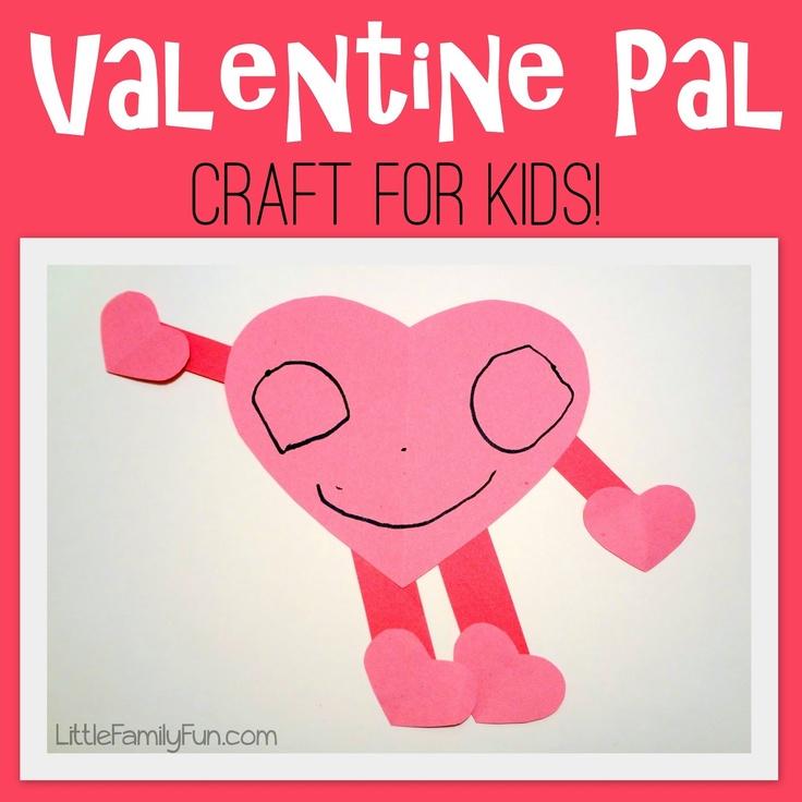 115 best Valentine\'s Day images on Pinterest   Crafts, Crafts for ...