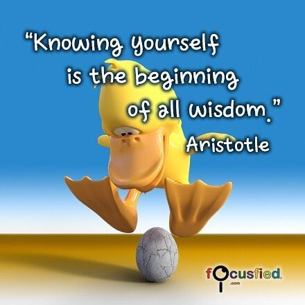 Knowing yourself is the beginning of all wisdom. #Quote #Motivation #Inspiration #Wisdom #KnowYourself #quotesdaily #quotes #quoteoftheday #quotesforlife