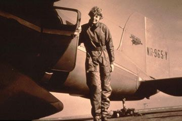 """Why can't we solve the Amelia Earhart mystery?"" 