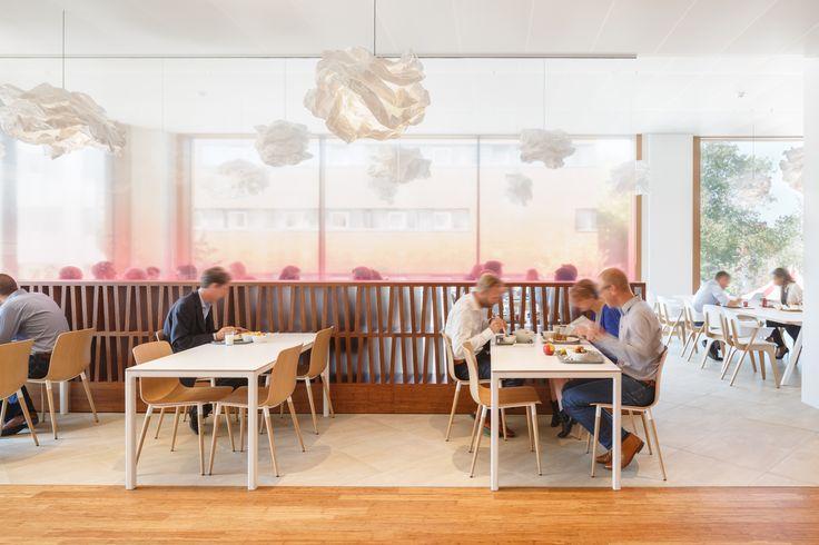 Project: Robeco office in Rotterdam Architect: Fokkema & Partners Architecten Photography: Horizon Photoworks