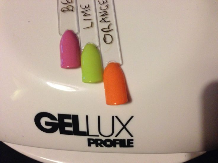 New colours to my collection - Berry Smoothie, Lime Sorbet and Orange Fizz