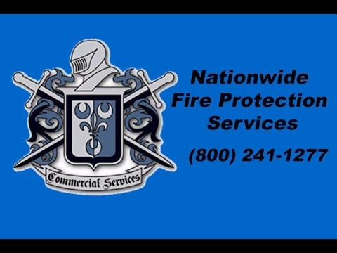 Nationwide Fire Protection Maintenance and Repairs Hawaii (800) 241-1277 Commercial Services is the SOLUTION for all your Fire Protection and Life Safety Nee...