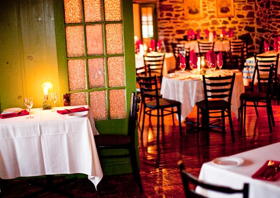 Les Ancêtres | Auberge et Restaurant | Ile d'Orléans | Restauration