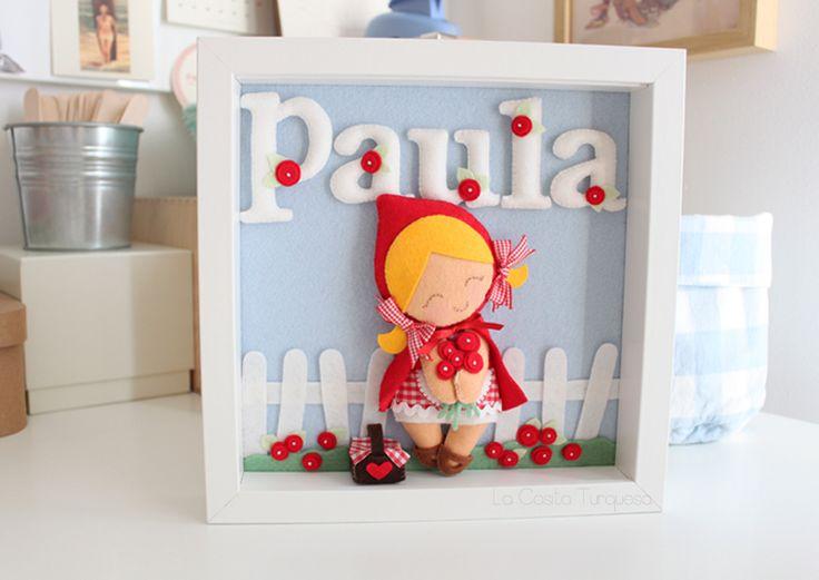 Había una vez una niña llamada Caperucita Roja, ya que su abuelita le regaló una caperuza roja. Un día la mamá de Caperucita la mandó a cas...