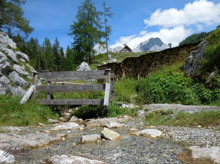 Oostenrijks bergbeekje