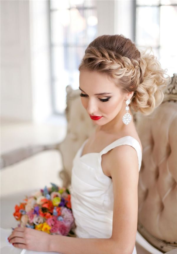 Prom Winter Wedding Hairstyles