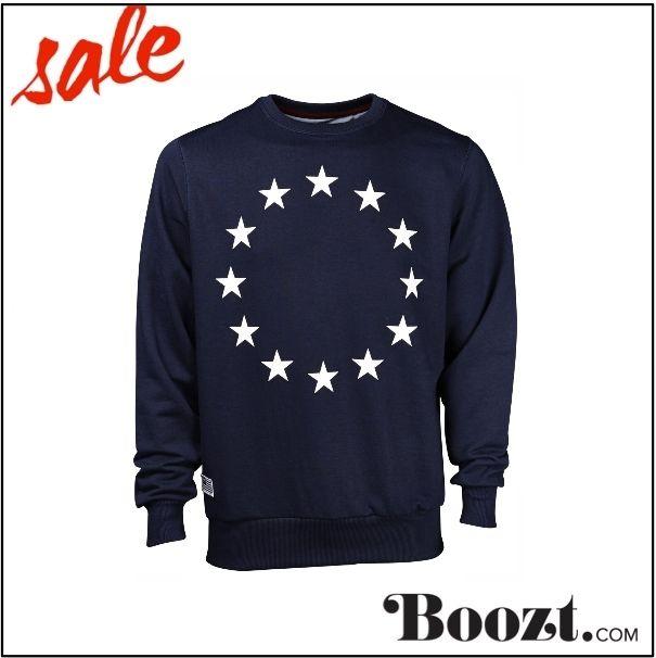 BRUSSEL Sweatshirts Blå fra Sniff http://collageio.com/c/295