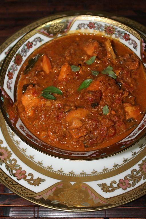 Srilankan Chicken Curry