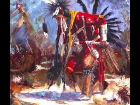 Native American Music (Rain dance) This video has real footage of the Sioux back when we first had film. I had to pay 50 pounds for that tiny bit of footage but well worth it .