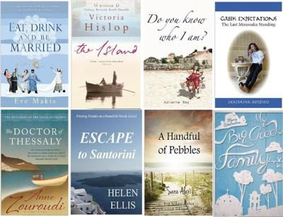 We've handpicked all our favourite Greek-related books! http://thegreekwivesclub.com/homers-book-corner/