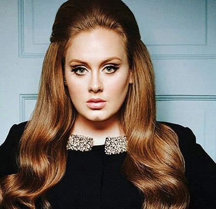 "Adele: "" I don't make music for eyes. I make music for ears."" ❤ #adele #music #emmazeicescuro In noiembrie se lanseza noul album. Vezi teaser-ul pe emmazeicescu.ro #adele #music #emmazeicescuro"