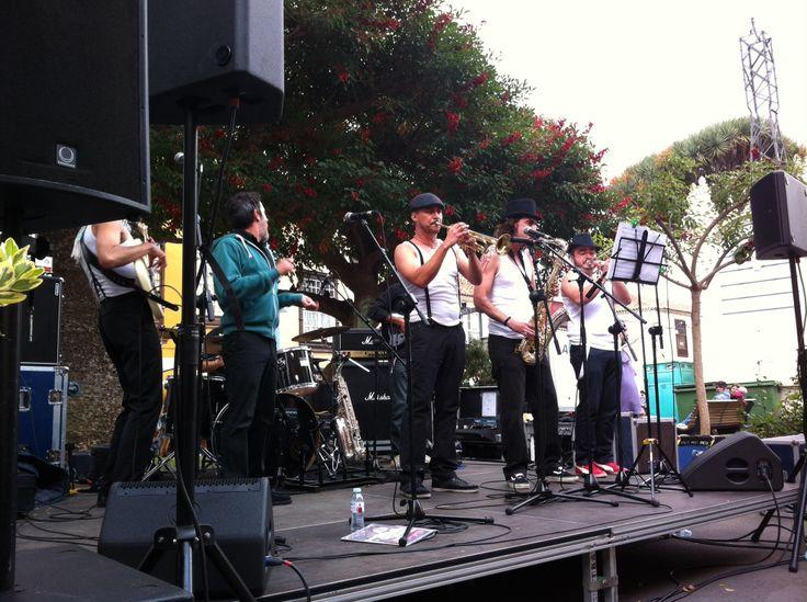 La Fiesta de la Música en La Laguna - 2014