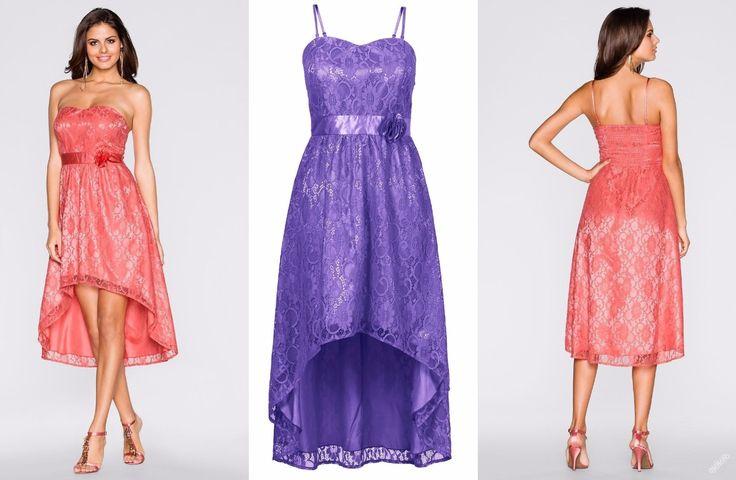 * NOVÉ  ,,BODY FLIRT úžasné krajkové šaty vel.34,40,42,46,48 -3barvy :: AVENTE  ...móda s nápadem