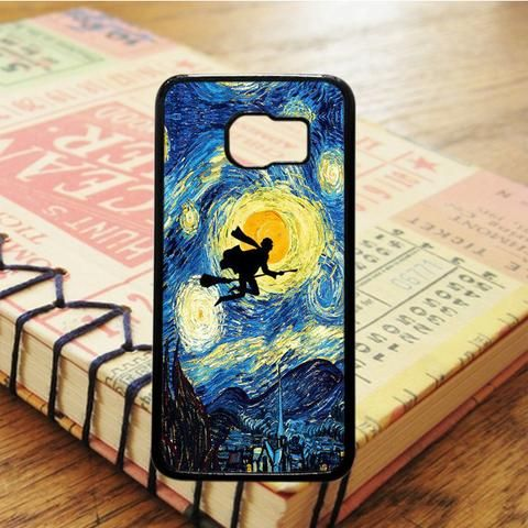 Starry Night Harry Potter Samsung Galaxy S7 Case