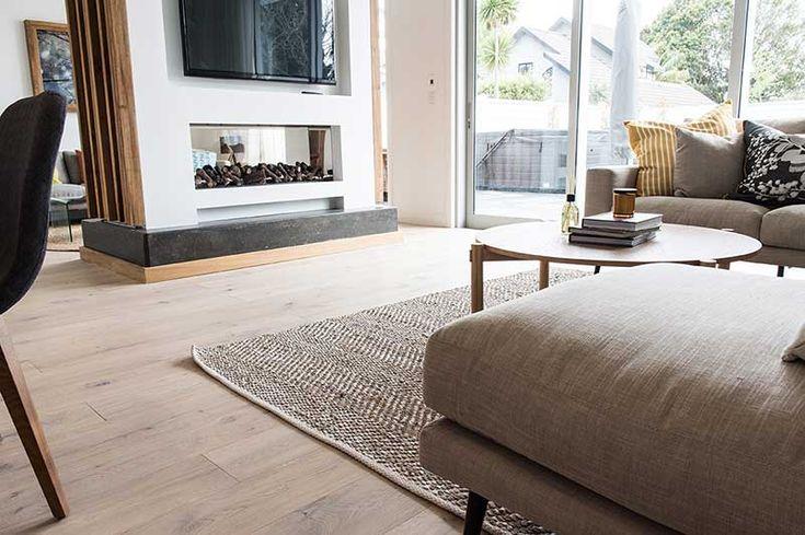 Floors from 'The Block'  | Godfrey Hirst New Zealand Floors