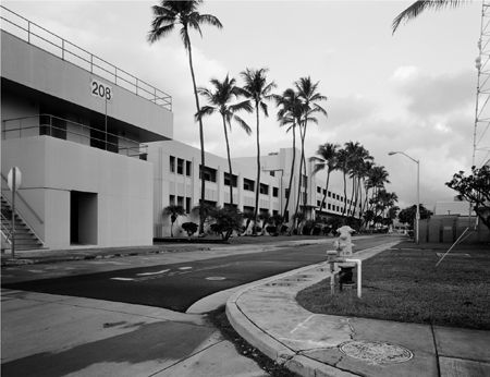 Former Communications Facility 208, Bombproof Centre, Pearl Harbour, Hawaii, 14/09/2012, 6.44 (stilled)