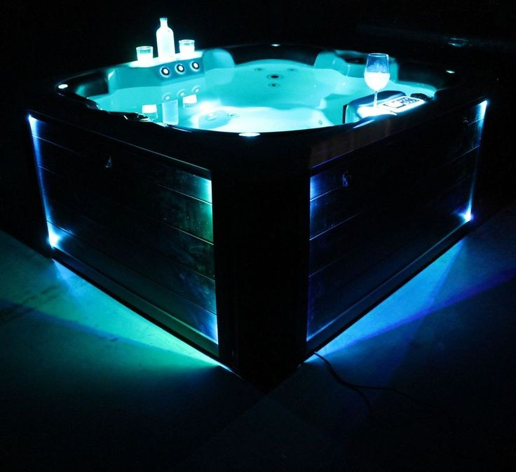 Spa En Dur Exterieur Jacuzzi Spa Hot Tub Whirlpools W-180s New 3-4 Pers
