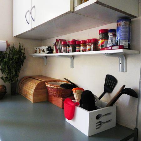 organiza tus espacios de forma ordenada y espaciosa con nuestra linea Organiza #orden #repisa #ducasseindustrial