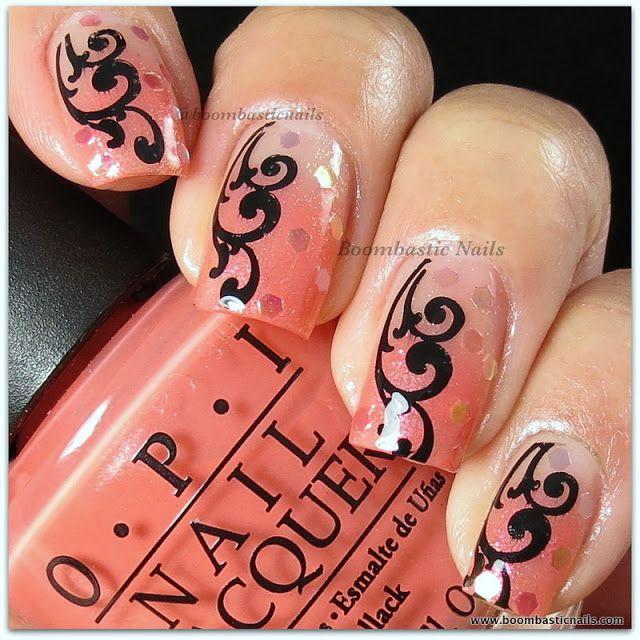 Boombastic Nails:  #nail #nails #nailart