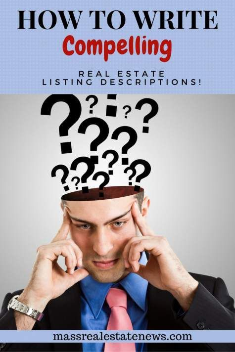 See how to write the best real estate listing for your home. While photography is king in real estate sales, your ad copy is queen! See great wording tips. http://massrealestatenews.com/write-best-real-estate-listing-home/
