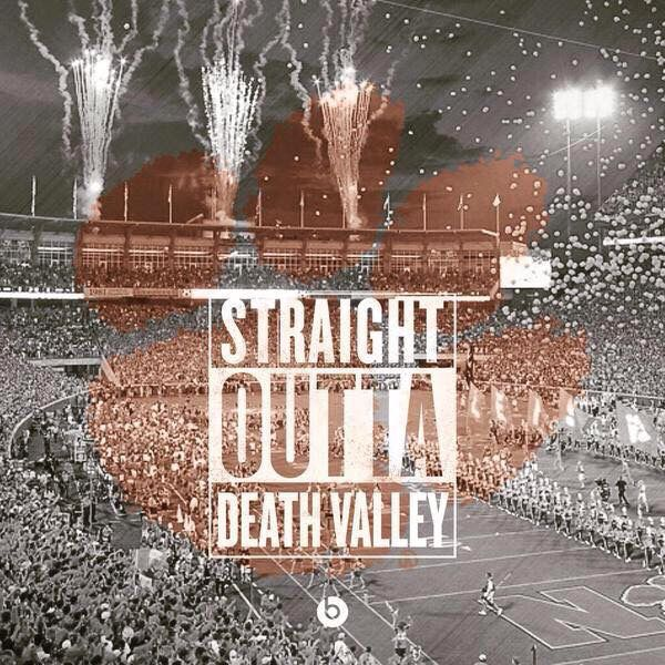 Straight Outta Death Valley