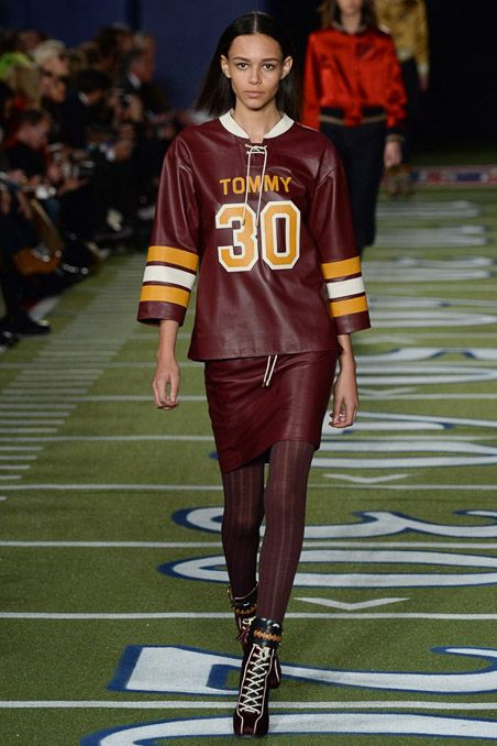 Tommy Hilfiger Fall 2015 RTW Runway – Vogue