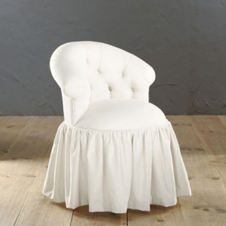 Awesome Leigh Vanity Chair Images - Best image 3D home interior ...