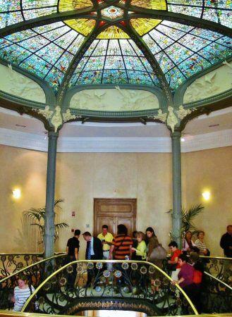 Palacio Longoria en Madrid