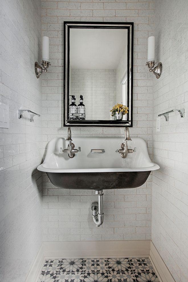 27+ Farmhouse bathroom sink wall mount ideas