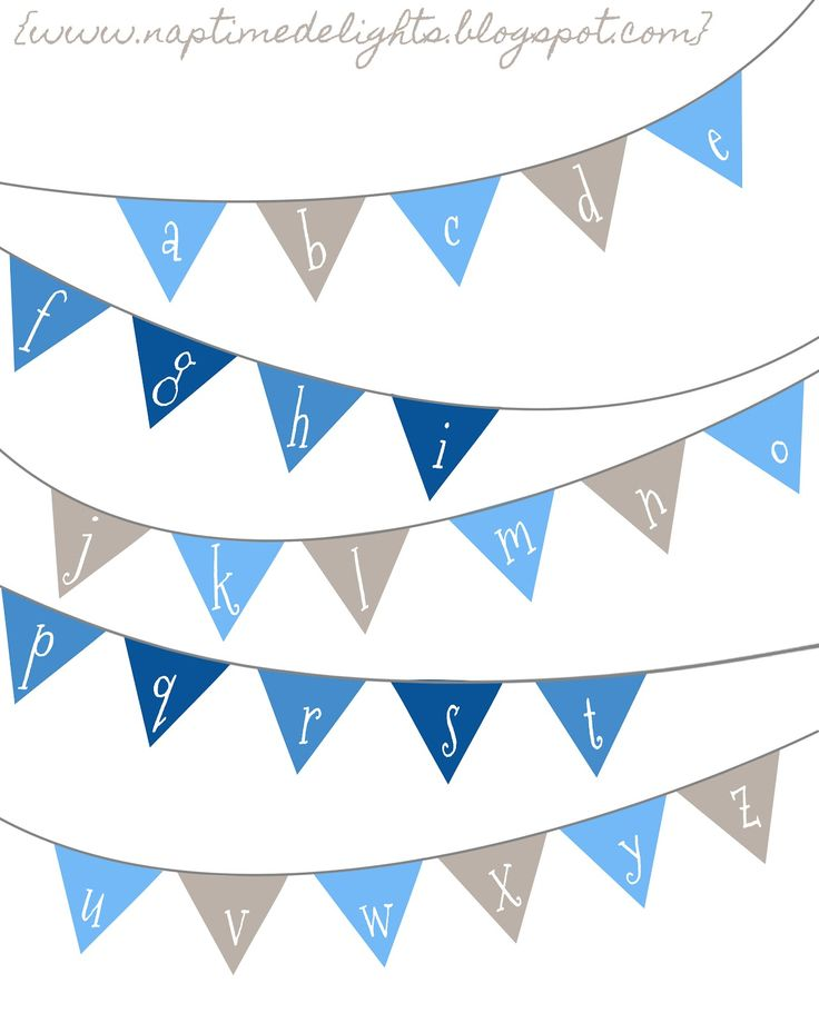 ABC bunting printable in four colors: Printablespap Crafts, Buntings Printables, Delight Buntings, Printables Naptim, Crafty Idea, Alphabet Buntings, Free Printables, Alphabet Prints, Abc Buntings