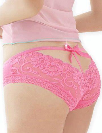 Pink Classic Fashion Thongs