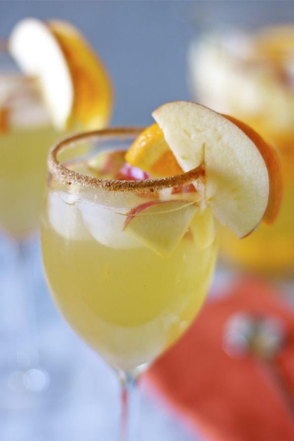 Honeycrisp Apple Sangria @LiquorListcom #LiquorList.com