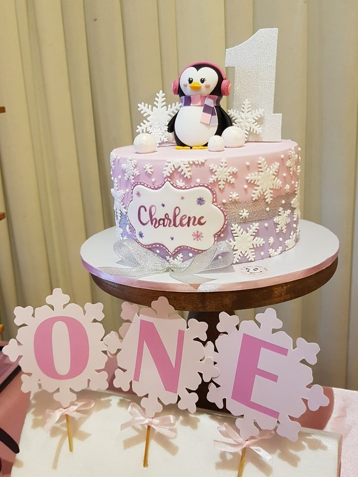 So Cute Winter Onederland Party Girl 1st Birthdays Winter Birthday Parties Onederland Birthday Party