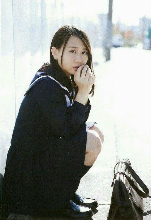 """SKE48 Nao Furuhata """"Fuyu no Nioi"""" on Bubka Magazine"""