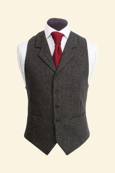 2015 New Tailored Tweed Vest Tuxedos Custom Made Suits Vest Groommens Suits Vest Mens Wedding Vest For Men Mens Vest Wedding Mens Vests And Ties From Liverbridalltd, $52.27| Dhgate.Com