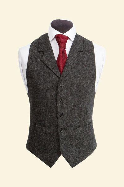 Luckhome Men Cotton Double Breasted Waistcoat Retro, Men's Formal Tweed Suit Vest Vest Striped Double-Breasted £ Save 8% with voucher. King & Priory Navy Blue Heritage Check Waistcoat with Lapel, Tweed. £ Prime. out of 5 stars 9. King & Priory Luxury Olive Green Herringbone Check Waistcoat, Tweed.