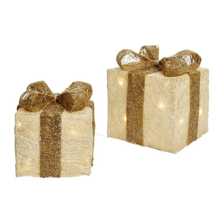 The 20 best wilko christmas lights images on pinterest outdoor wilko light up parcels set of 2 aloadofball Choice Image