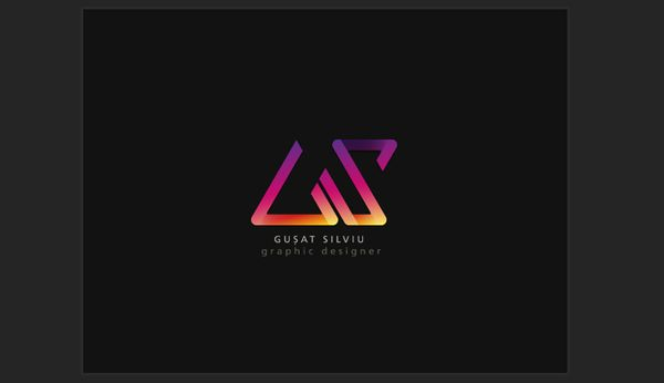 Identity by Gusat Silviu by Gusat Silviu, via Behance