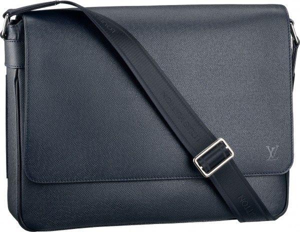 Roman GM Messenger Bag (001) - Louis Vuitton