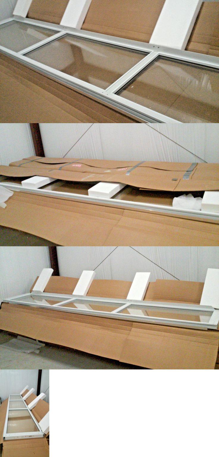 Garage Doors 115699:mercial Garage Door Panels  Clopay  Full View   Insulated Glass
