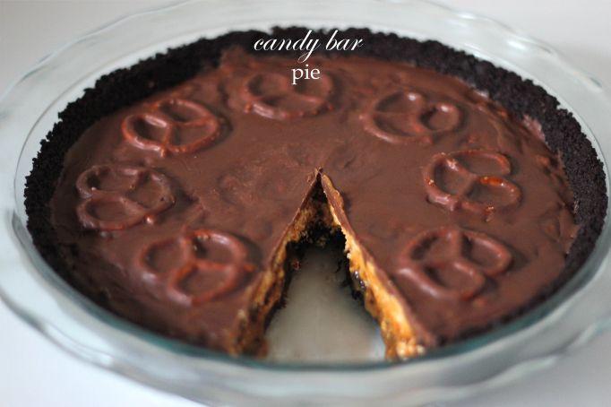 Momofuku Milk Bar candy bar pie- Christina Tocci