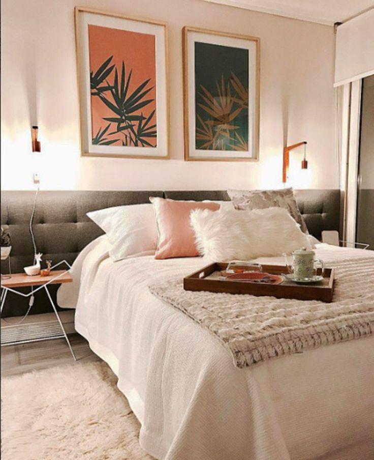 Ilumina tu dormitorio con 1/4 de Luz! 💡💡 Crea tu espacio como el de @daarq_arquitectura e integra nuestros apliques para lograr un lindo complemento en la decoración 😍😍