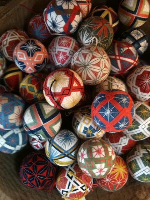 Decorative Balls.