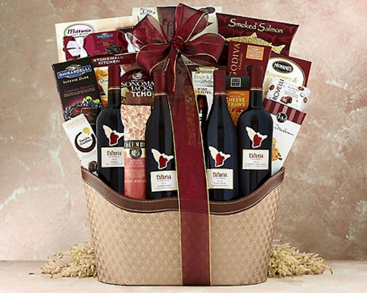 Mother's Day Gift Guide: Talaria Vineyards Sonoma Quartet from WineCountryGiftBaskets.com #reviewwireguide #winegifts