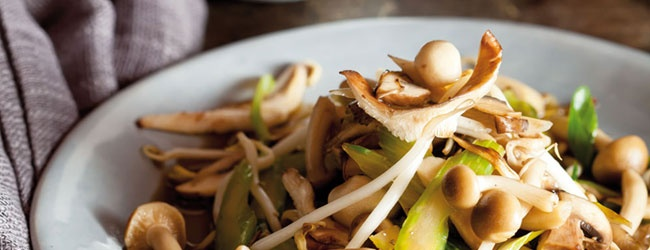 The perfect Thursday night dinner... and at only 516kJ this stir‑fry is both satisfying and waistline-friendly!
