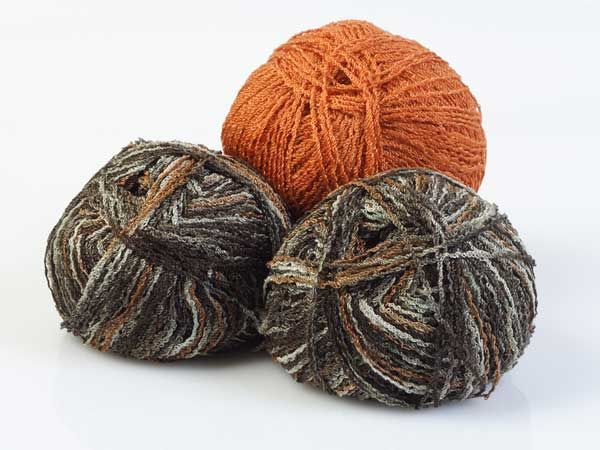 Hilado Fiore de LHO. Ideal para tejer prendas de media estación o primaverales.