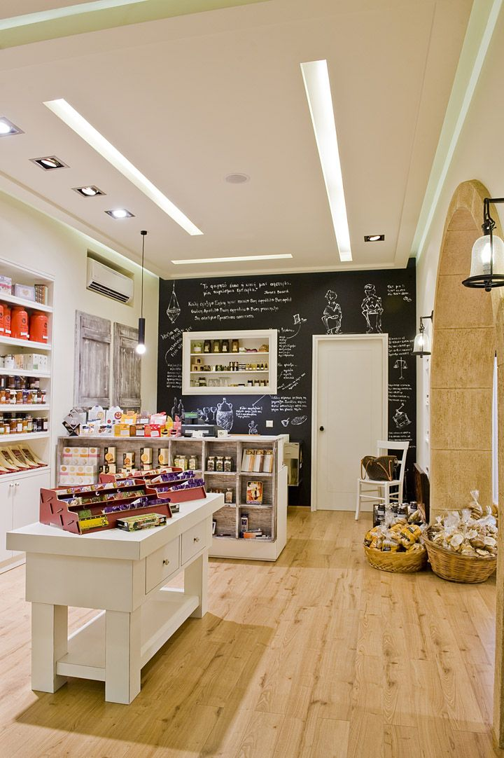 a deli selected gourmet products store by Kallia Brokou, Rhodes Island – Greece store design                                                  youtube downloader