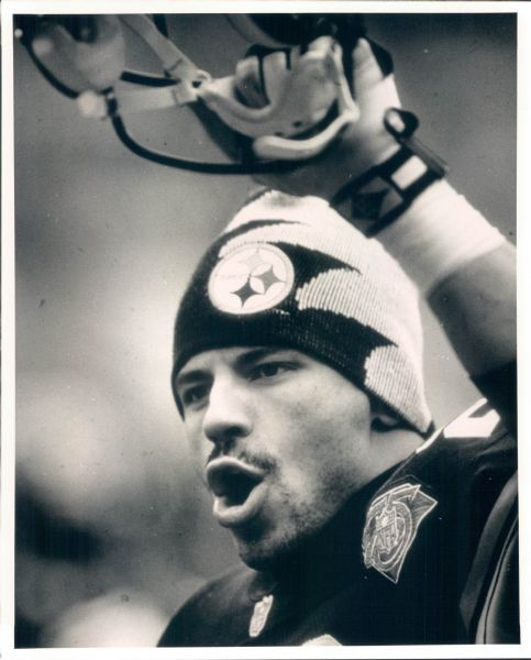 Rod Woodson - Pittsburgh Steelers.  Man he was exciting to watch, he was the Polamalu before there was even a Polamalu